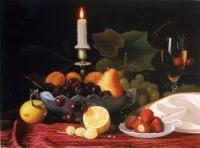 """Копія картини """"Натюрморт із свічкою"""""""
