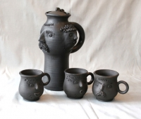 "Coffee Set ""He"""