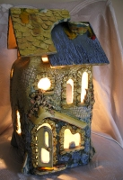 "Night Light ""Italian House"""