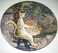 "Decorative Plate ""Collector"""