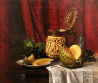 "Copy of Painting ""Still Life with Goblet"""