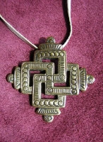 "Cross ""Hutsul"""