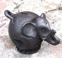 "Gavaretska Ceramic Money-box ""Elephant"""