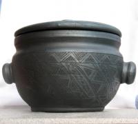 "Баняк глиняний ""Лилик"""