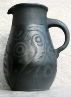 "Clays Jug ""Nymph"""