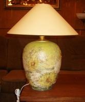 "Table Lamp ""Dandelions"""