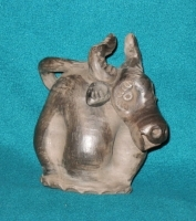 "Ceramic Money-box ""Cow"""