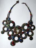"Necklace ""Wreath"""