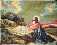"""Икона """"Молитва на горе Елеонской"""""""