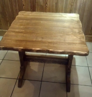 "Wooden Table ""Cossack"""
