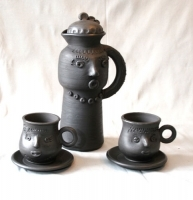"Coffee Set ""She"""