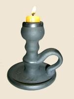 "Gavaretska Ceramic Candlestick ""Bedtime Story"""