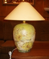 "Table Lamp ""Dandelions"""