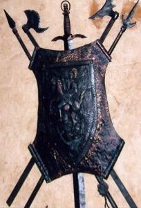 Герб замка Збаража