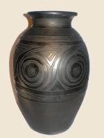 "Pottery vase ""Holiday"""