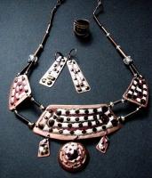 """Set of Elite Jewelry """"Hryvna"""""""
