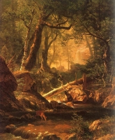 """Copy of Painting """"In Forest Wildernesses"""""""