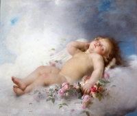 """Copy of Painting """"Little Angel"""""""