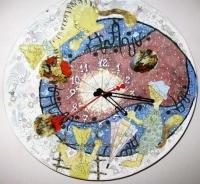 "Wall Clock ""Dreamers"""