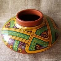 "Vase ""Greek Woman"""