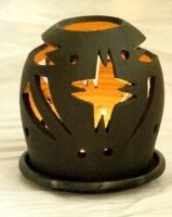 "Gavaretska Ceramic Candlestick ""Easter"""